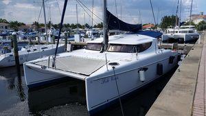 Used Fountaine Pajot MAHE Cruiser Sailboat For Sale