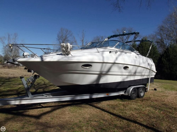 Used Larson 260 Cabrio Express Cruiser Boat For Sale