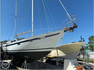 Used Hardin 45 Voyager Ketch Sailboat For Sale
