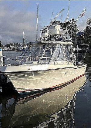 Used Mako 285 Dual Console Walkaround Fishing Boat For Sale