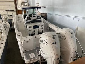 New Blackfin 332 Center Console Fishing Boat For Sale