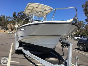 Used Boston Whaler 210 Outrage CC Center Console Fishing Boat For Sale