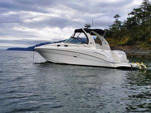 Used Sea Ray 300 Sundancer Cruiser Boat For Sale