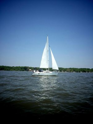 Used Hunter 295 Sloop Sailboat For Sale