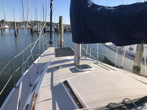 Used Catalina Mark II Sloop Sailboat For Sale