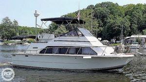 Used Carver 33 Mariner Express Cruiser Boat For Sale