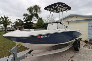 Used Yamaha Boats 190 FSH High Performance Boat For Sale