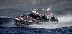 New Axopar 37 Sun Top Revolution Center Console Fishing Boat For Sale