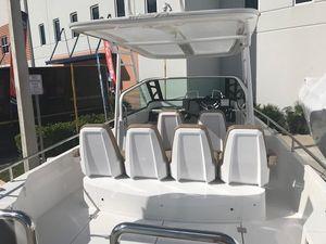 Used Axopar 28 TT Center Console Fishing Boat For Sale