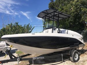 Used Scarab 195 Open G Center Console Fishing Boat For Sale