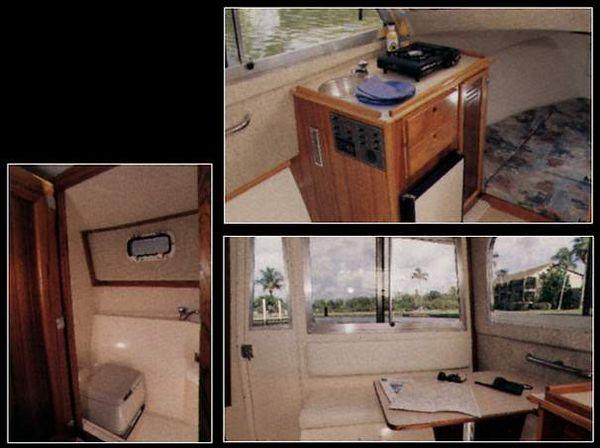 Used Shamrock 260 Mackinaw Saltwater Fishing Boat For Sale