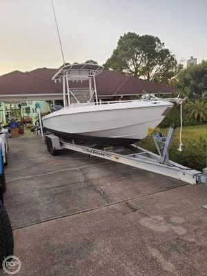 Used Wellcraft 26 Coastal Center Console Fishing Boat For Sale