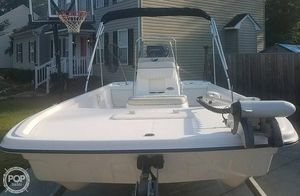 Used Mako Skiff 19 CC Skiff Fishing Boat For Sale