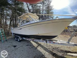 Used Grady-White Tournament 275 Runabout Boat For Sale