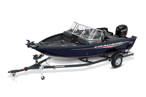 New Tracker Pro Guide V-175 Combo Freshwater Fishing Boat For Sale