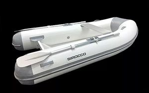 New Sirocco Air Floor 270 Tender Boat For Sale