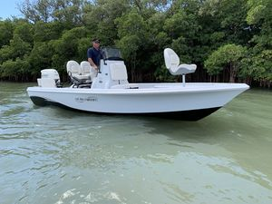 New Blue Wave 2000 Pure Bay Saltwater Fishing Boat For Sale