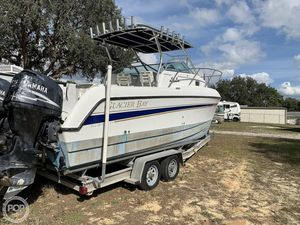 Used Glacier Bay 2270 Isle Runner Power Catamaran Boat For Sale