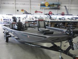 Used Lowe Stinger 175C Freshwater Fishing Boat For Sale