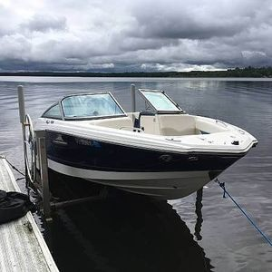 Used Chaparral 196 Bowrider Boat For Sale