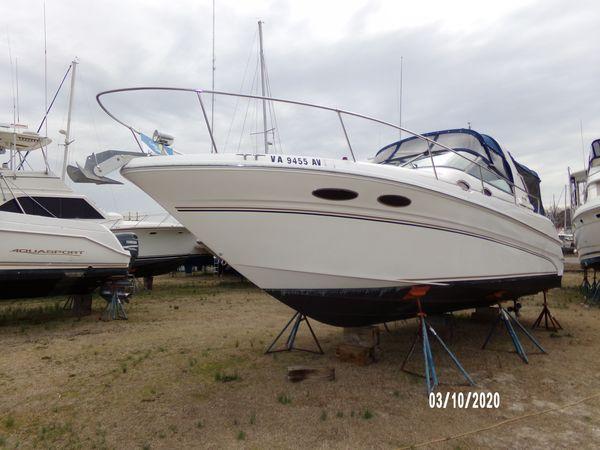 Used Sea Ray 290 Sundancer Motor Yacht For Sale