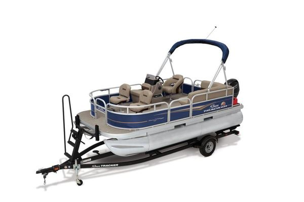 New Sun Tracker Bass Buggy 16 XL Pontoon Boat For Sale
