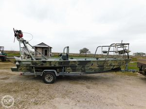 Used Weld-Craft 18 Aluminum Fishing Boat For Sale