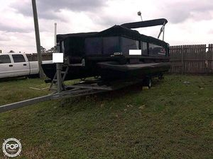 Used Sun Tracker 21 Party Barge Pontoon Boat For Sale