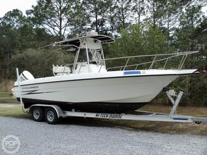 Used Hydra-Sports 230 CC Seahorse Center Console Fishing Boat For Sale