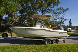 Used Scout 210 XSF Center Console Fishing Boat For Sale