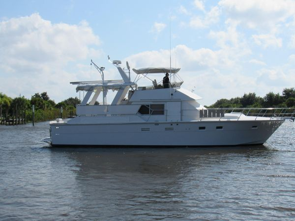 Used Hi-Star Yachtfish CPMY Great Shape!! Motor Yacht For Sale