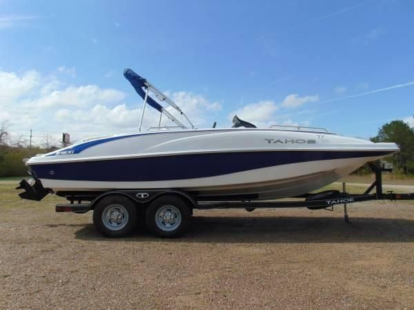 Used Tahoe 215 XI Bowrider Boat For Sale