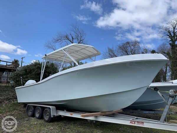 Used Mako 286 Center Console Fishing Boat For Sale
