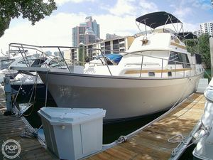 Used Mainship 36 DC Trawler Boat For Sale