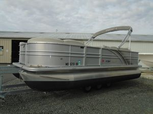 Used Starcraft CX 21 Cruise Fish Pontoon Boat For Sale