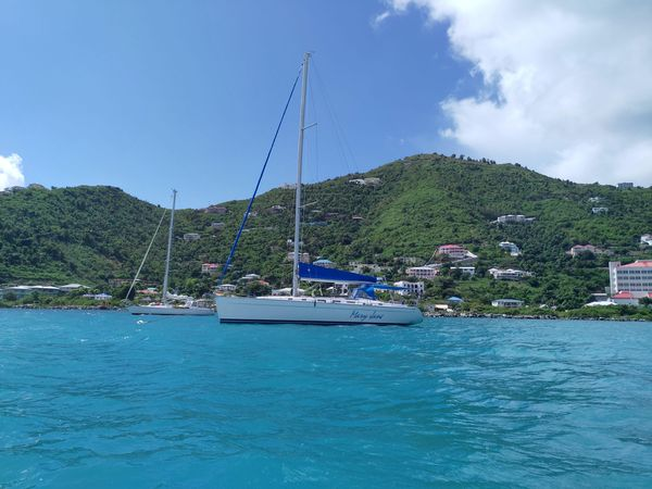 Used Beneteau Cyclades 50 Cruiser Sailboat For Sale