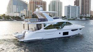 Used Azimut 60 fly Motor Yacht For Sale