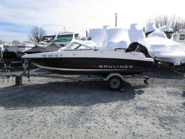 Used Bayliner 170 Bowrider Boat For Sale