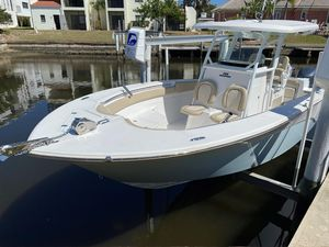 Used Sea Fox 286 Commander Center Console Fishing Boat For Sale