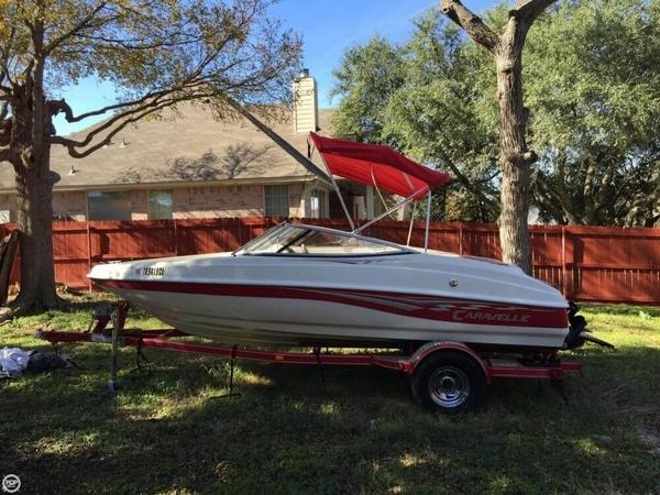 Used Caravelle 186 LS Bowrider Boat For Sale