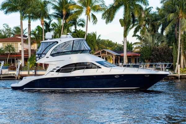 Used Sea Ray 52 Sedan Bridge Motor Yacht For Sale