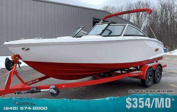 New Cobalt CS22 Power Cruiser Boat For Sale