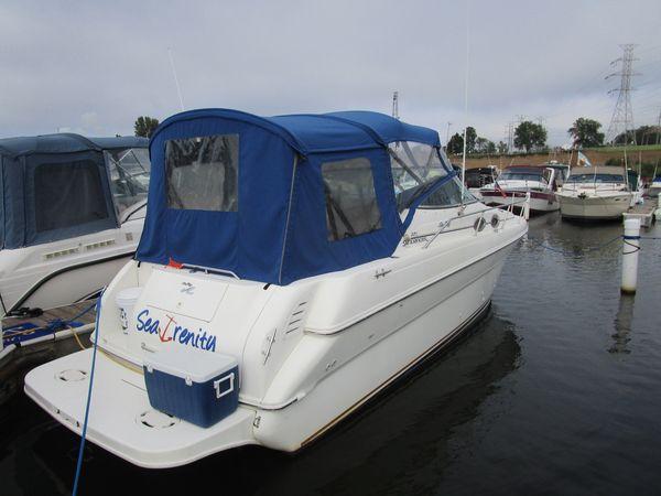 Used Sea Ray 270 Sundancer Power Cruiser Boat For Sale