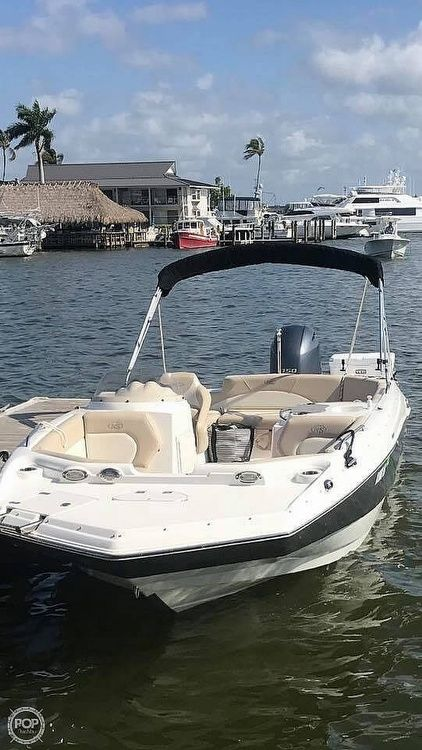 Used Nauticstar 203sc Deck Boat For Sale