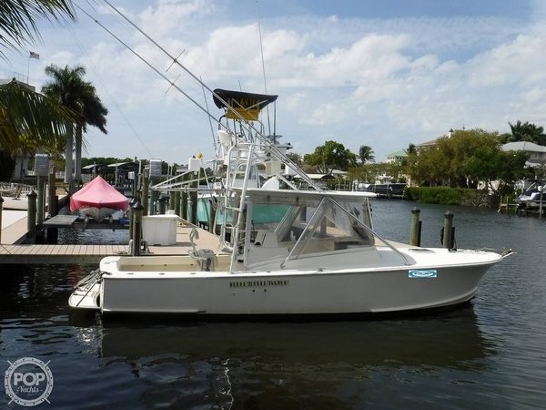 Used Breuil 28 Express Sports Fishing Boat For Sale
