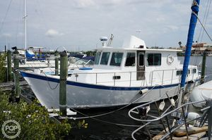 Used Thompson 44 Trawler Boat For Sale