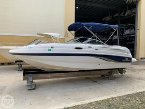 Used Chaparral 236 Sunesta Deck Boat For Sale