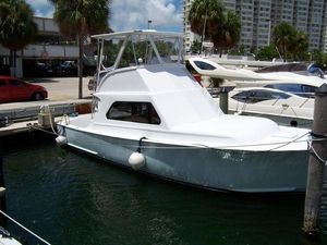 Used Hatteras Trunk Cabin Sports Fishing Boat For Sale