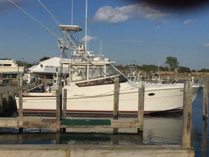 Used Topaz 39 Royale Marlin Tower Saltwater Fishing Boat For Sale
