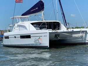 Used Leopard 40 Multi-Hull Sailboat For Sale